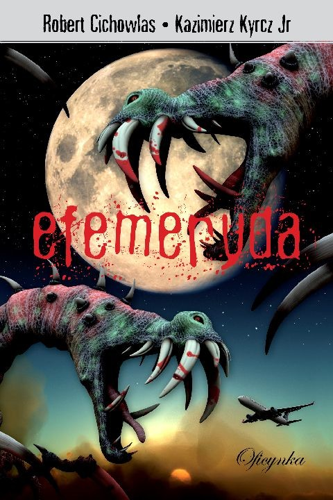 okładka Efemeryda, Ebook | Kazimierz Kyrcz Jr, Robert Cichowlas