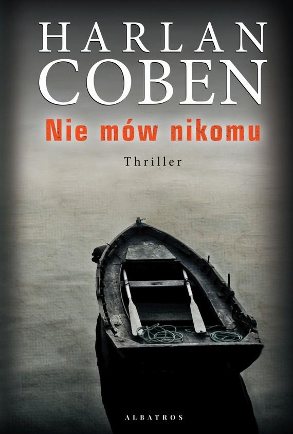 okładka NIE MÓW NIKOMU, Ebook | Harlan Coben