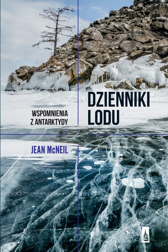 okładka Dzienniki lodu, Ebook   Jean  McNeil