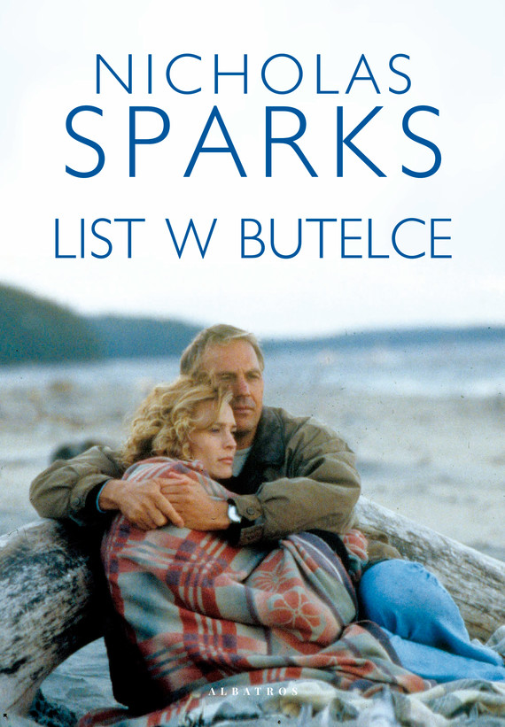 okładka LIST W BUTELCEebook   epub, mobi   Nicholas Sparks