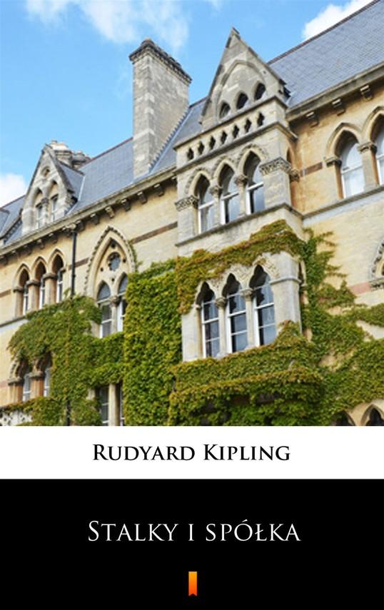 okładka Stalky i spółkaebook | epub, mobi | Rudyard Kipling