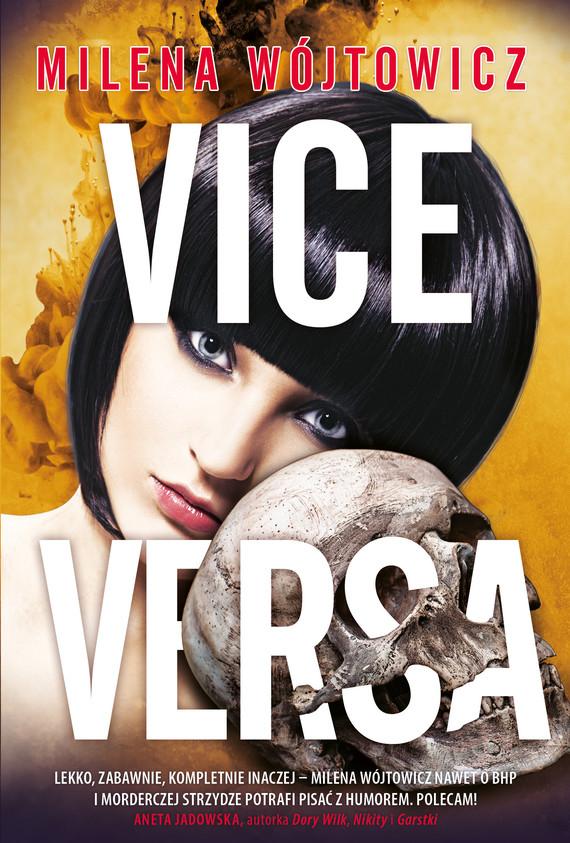 okładka Vice versa, Ebook | Milena Wójtowicz