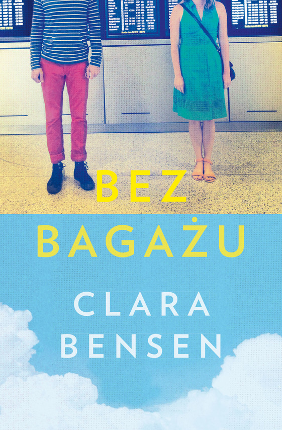 okładka Bez bagażu, Ebook | Clara Bensen