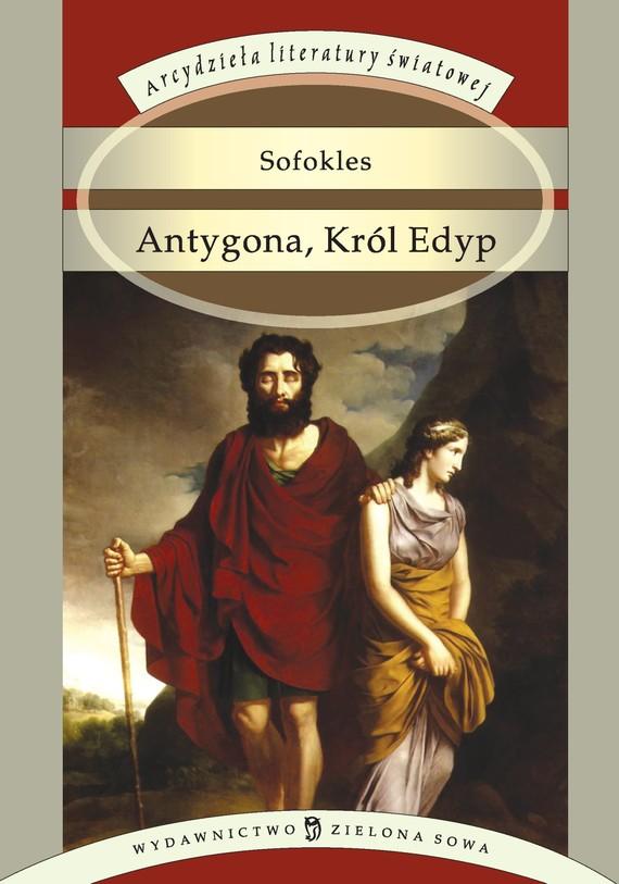 okładka Antygona. Król Edyp, Ebook   Sofokles Sofokles