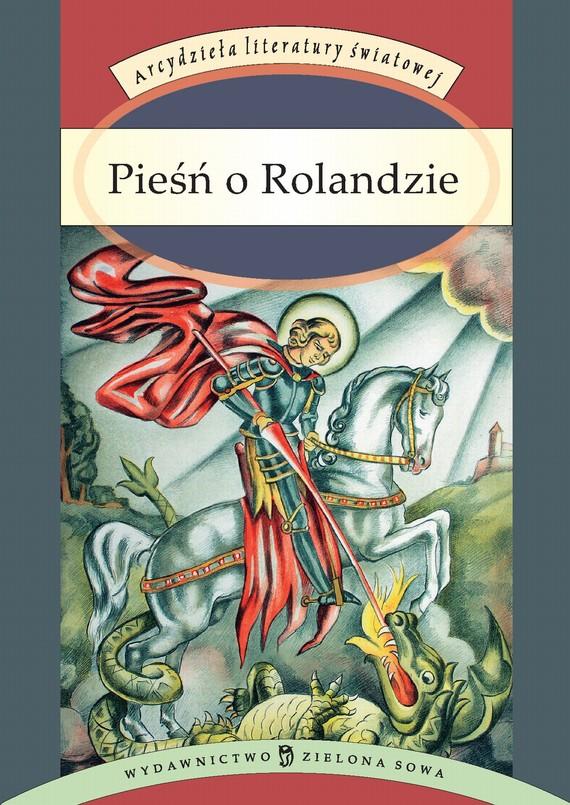 okładka Pieśń o Rolandzie, Ebook | Josheph Bedier