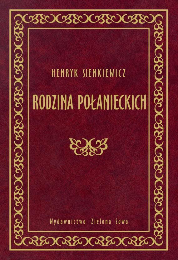 okładka Rodzina Połanieckichebook   epub, mobi   Henryk Sienkiewicz