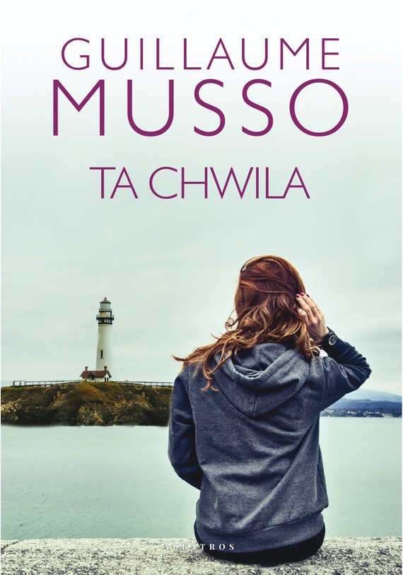 okładka TA CHWILA, Ebook | Guillaume Musso