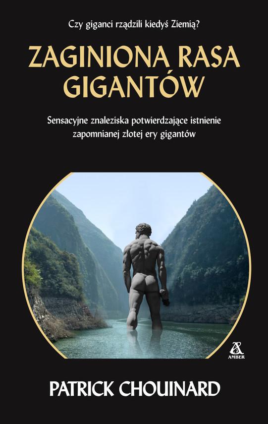 okładka Zaginiona rasa gigantów, Ebook | Patrick Chouinard