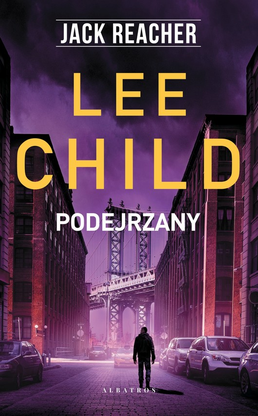 okładka Podejrzany, Ebook | Lee Child