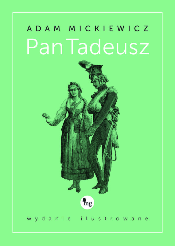 okładka Pan Tadeusz - wydanie ilustrowane, Ebook   Adam Mickiewicz