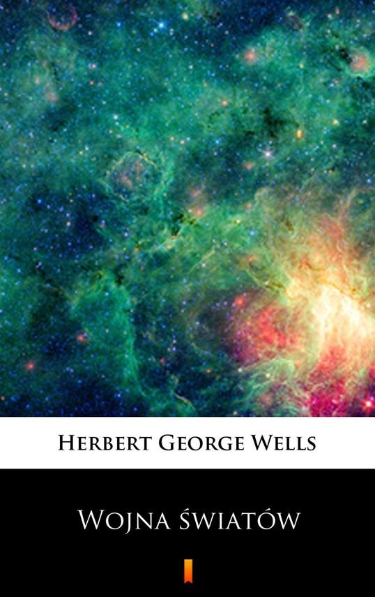 okładka Wojna światów, Ebook   Herbert George Wells