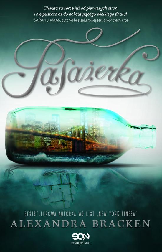 okładka Pasażerka, Ebook | Alexandra Bracken