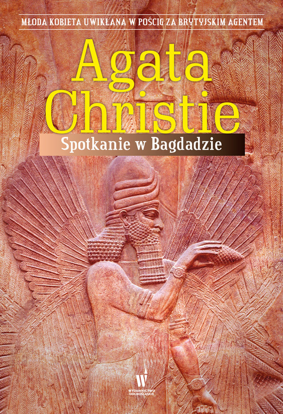 okładka Spotkanie w Bagdadzieebook | epub, mobi | Agata Christie