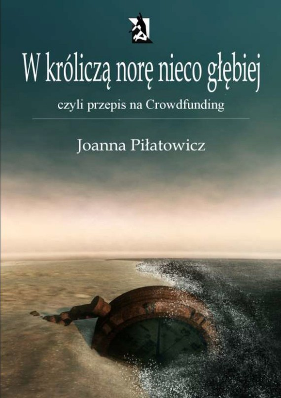 okładka W króliczą norę nieco głębiej, Ebook | Joanna Piłatowicz