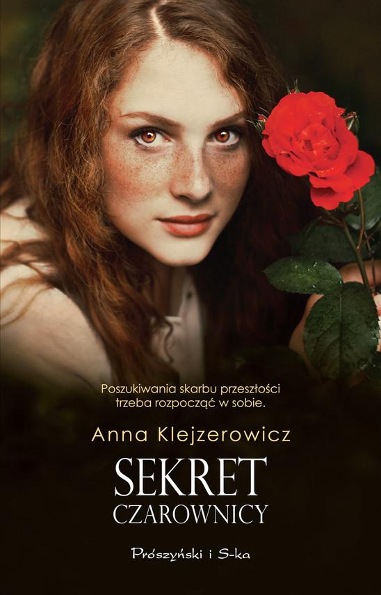 okładka Sekret czarownicyebook | epub, mobi | Anna Klejzerowicz