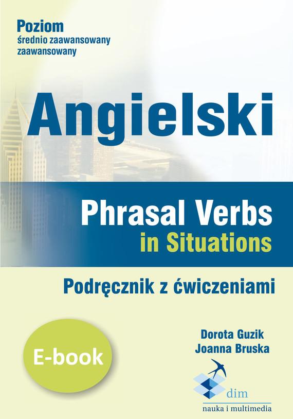 okładka Angielski Phrasal verbs ebookebook | pdf | Dorota Guzik