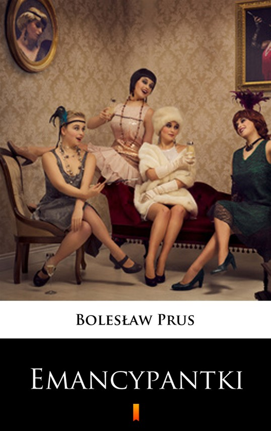 okładka Emancypantki, Ebook | Bolesław Prus