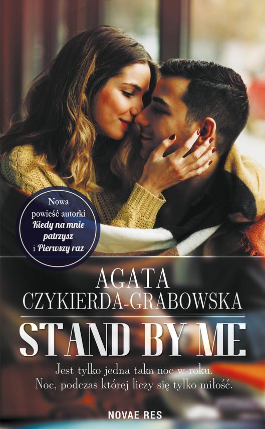 okładka Stand by meebook | epub, mobi | Agata Czykierda-Grabowska