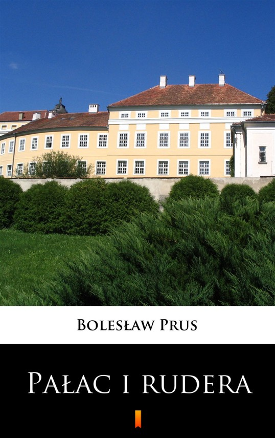 okładka Pałac i ruderaebook | epub, mobi | Bolesław Prus
