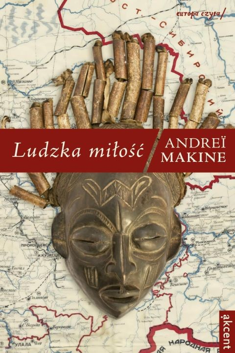 okładka Ludzka miłość, Ebook | Andreï Makine
