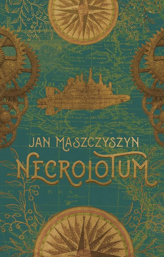 okładka Necrolotumebook | epub, mobi | Jan Maszczyszyn
