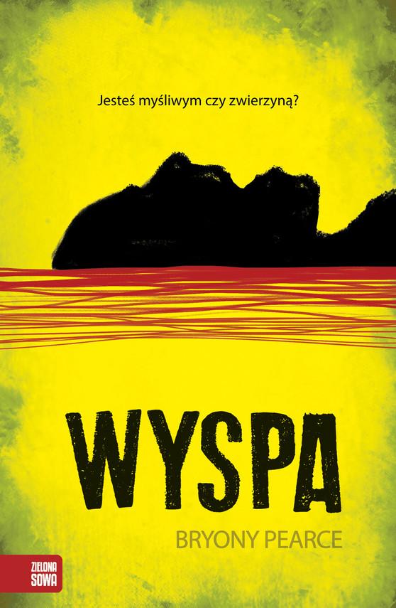 okładka Wyspa, Ebook | Bryony Pearce