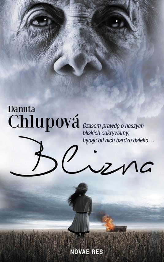 okładka Blizna, Ebook | Danuta  Chlupová