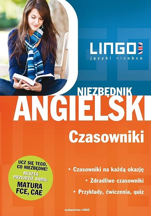 okładka Niezbędnik angielski. Czasownikiebook | pdf | Anna Treger