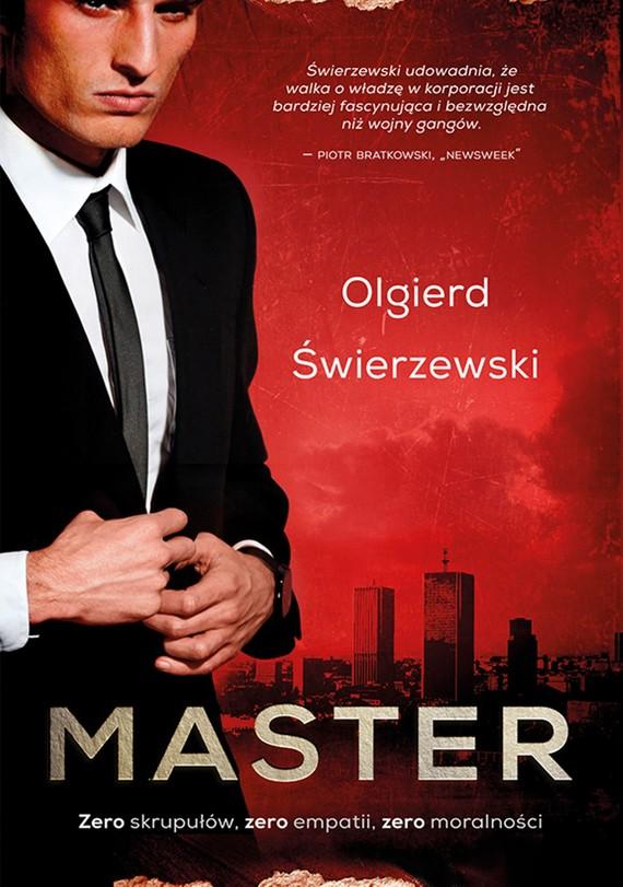 okładka Master, Ebook | Olgierd  Świerzewski