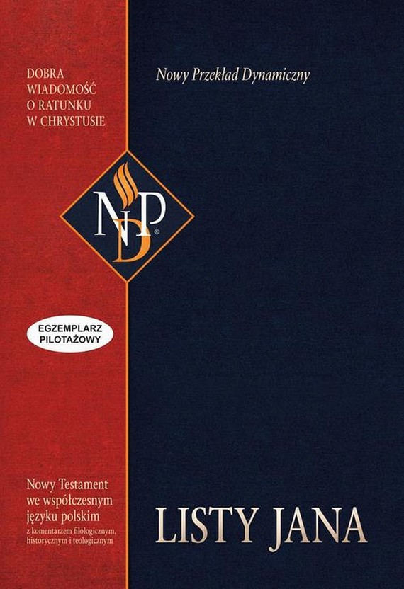 okładka Listy Jana, Ebook | Zespół  NPD