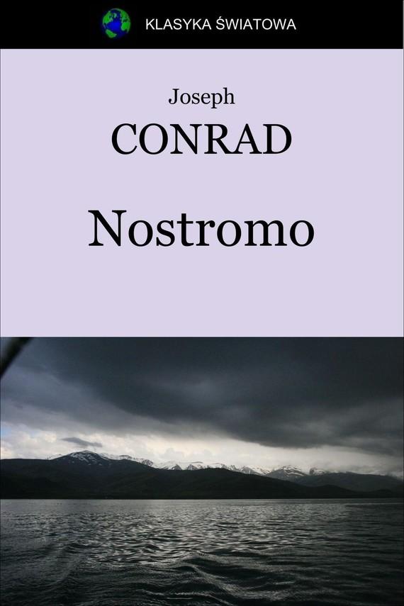 okładka Nostromoebook | epub, mobi | Joseph Conrad