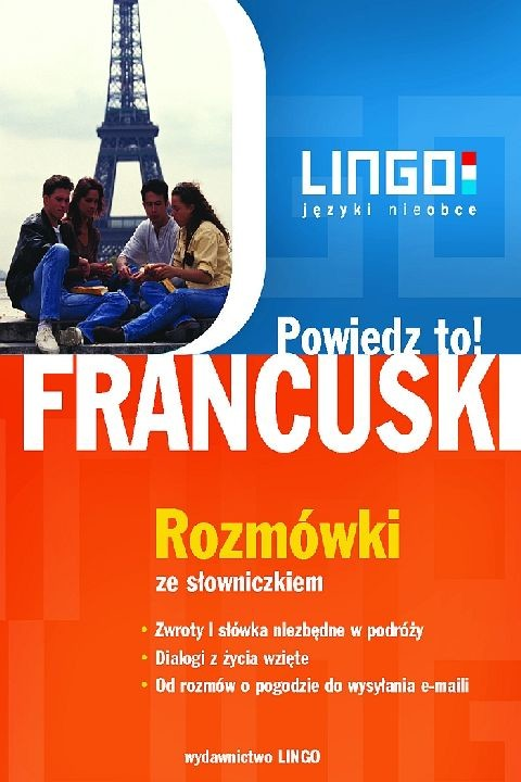 okładka Francuski rozmówki. dialogi. słownictwoebook | pdf | Ewa Gwiazdecka, Eric Stachurski