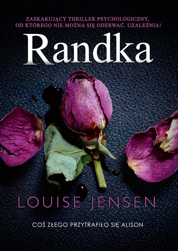 okładka Randkaebook   epub, mobi   Louise  Jensen
