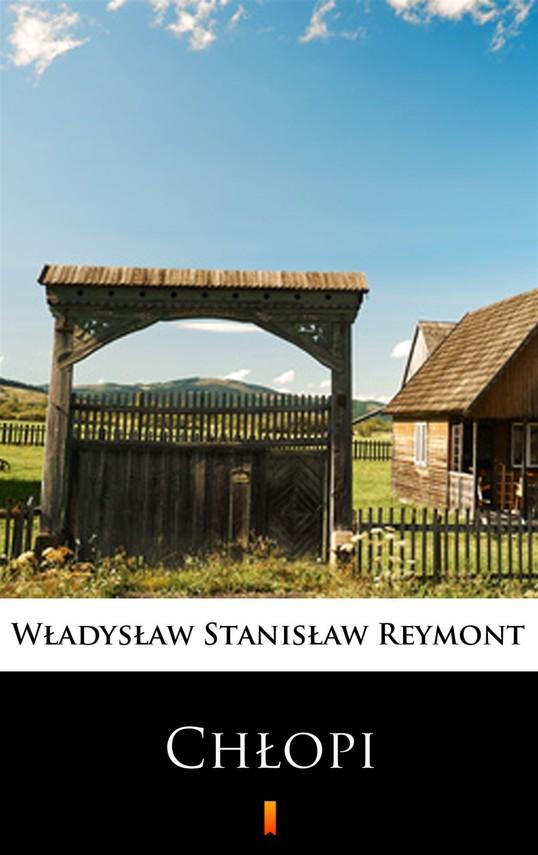 okładka Chłopiebook | epub, mobi | Władysław Stanisław Reymont