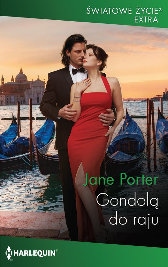 okładka Gondolą do raju, Ebook | Jane Porter
