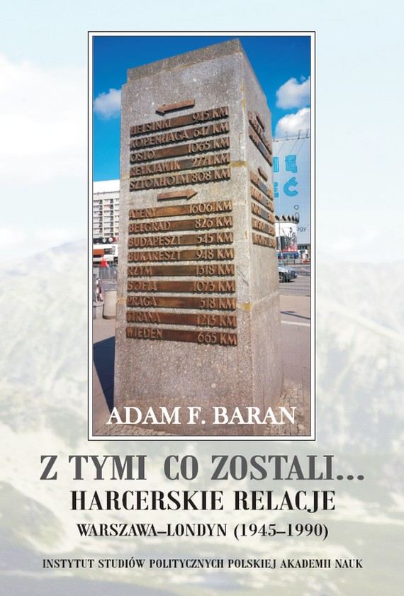 okładka Z tymi co zostali … Harcerskie relacje, Ebook | Adam F.  Baran