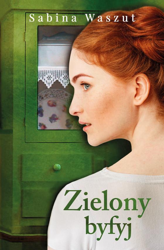 okładka Zielony byfyjebook   epub, mobi   Sabina Waszut