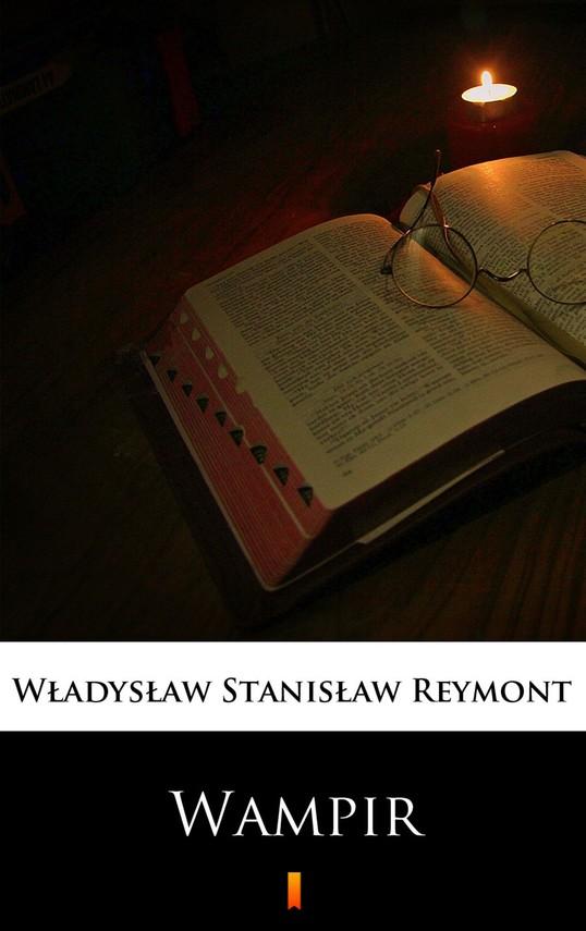 okładka Wampir, Ebook | Władysław Stanisław Reymont