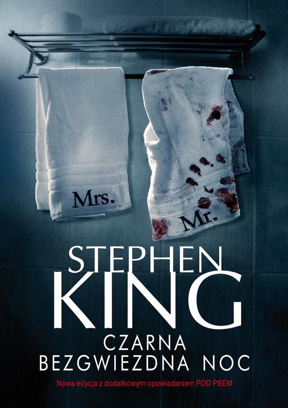 okładka Czarna bezgwiezdna nocebook | epub, mobi | Stephen King