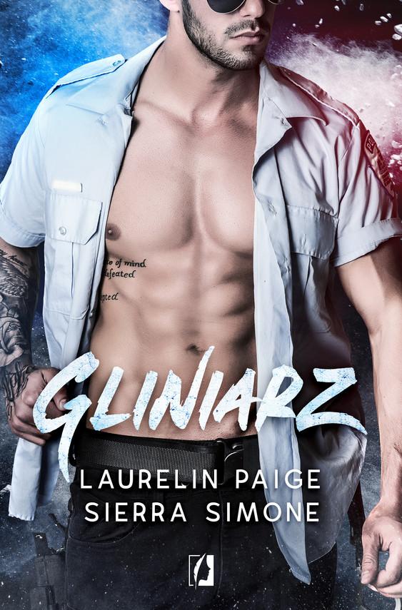 okładka Gliniarz, Ebook | Laurelin Paige, Sierra Simone