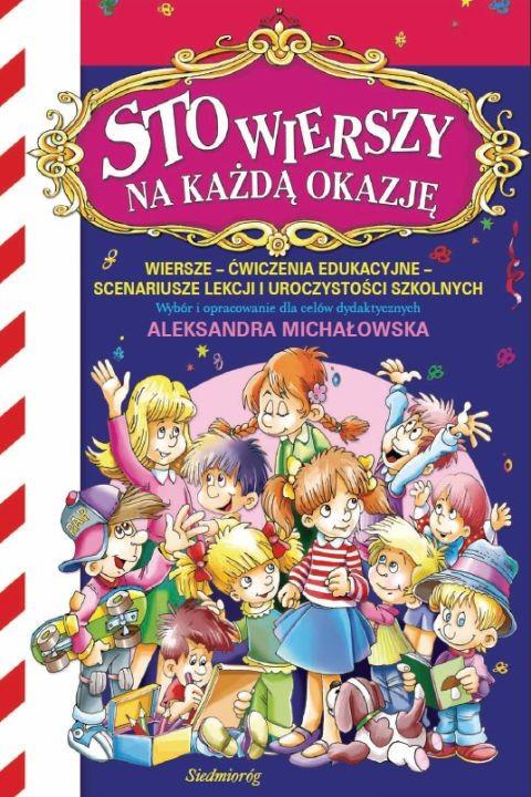 okładka Sto wierszy na każdą okazjęebook | pdf | Aleksandra Michałowska