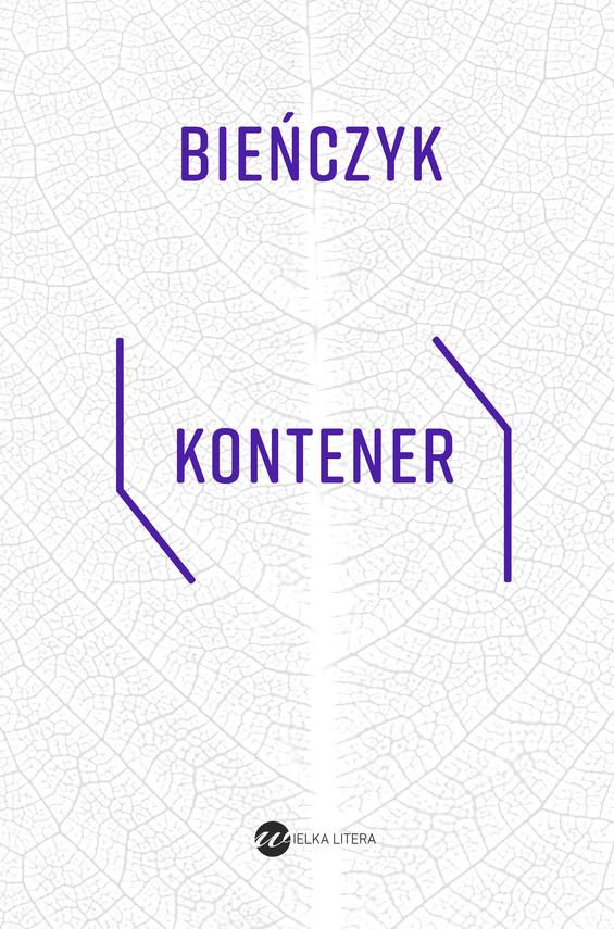 okładka Kontenerebook | epub, mobi | Marek Bieńczyk