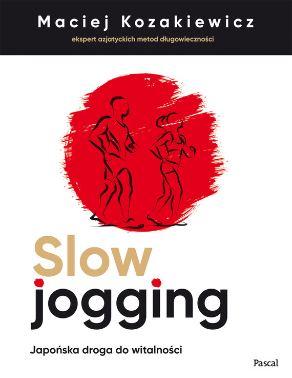 okładka Slow jogging., Ebook | Kozakiewicz Maciej