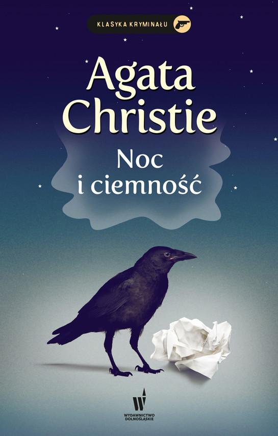 okładka Noc i ciemnośćebook | epub, mobi | Agata Christie