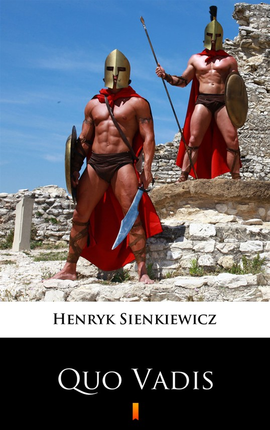 okładka Quo vadis, Ebook   Henryk Sienkiewicz