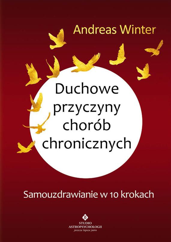 okładka Duchowe przyczyny chorób chronicznych - PDF, Ebook | Winter Andreas