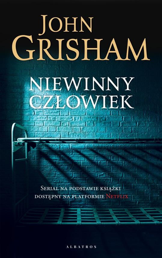 okładka NIEWINNY CZŁOWIEK, Ebook | John  Grisham