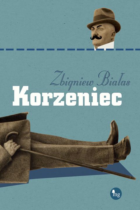 okładka Korzeniec, Ebook | Zbigniew Białas