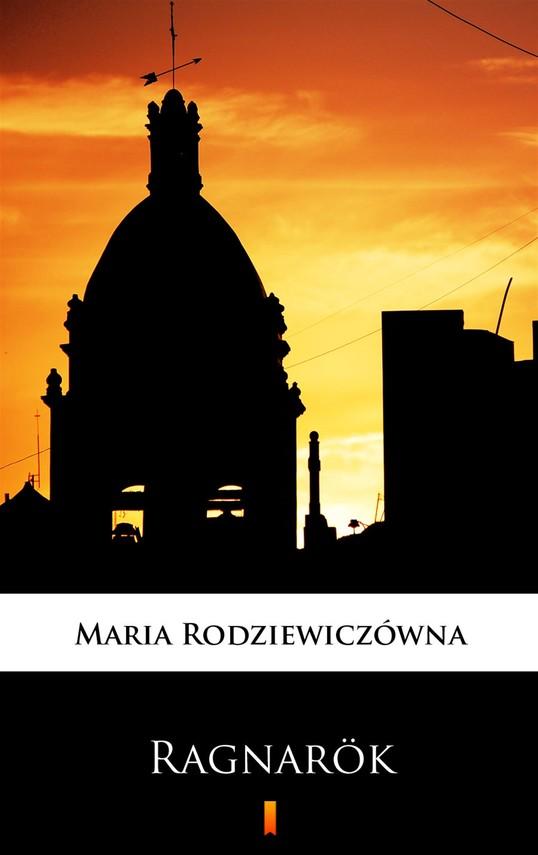 okładka Ragnarökebook | epub, mobi | Maria Rodziewiczówna