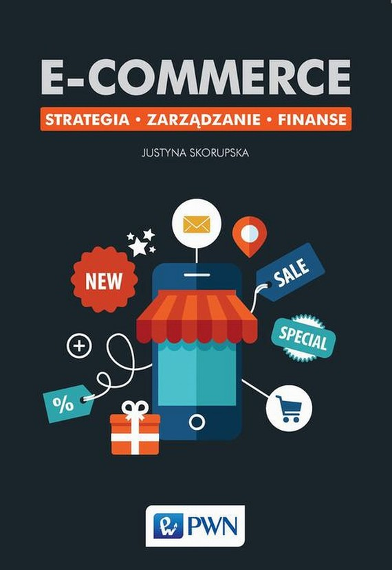 okładka E-commerceebook   epub, mobi   Justyna  Skorupska
